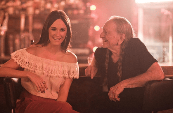 We are sure we love Kacey Musgraves and Willie Nelson's new music video!