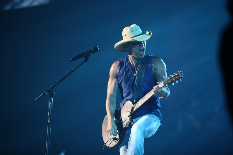 Kenny Chesney's Big Revival Tour wins Top Package at Billboard Touring Awards