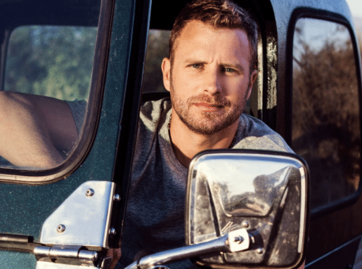 Dierks Bentley in a bromance with Nashville's Mayor…