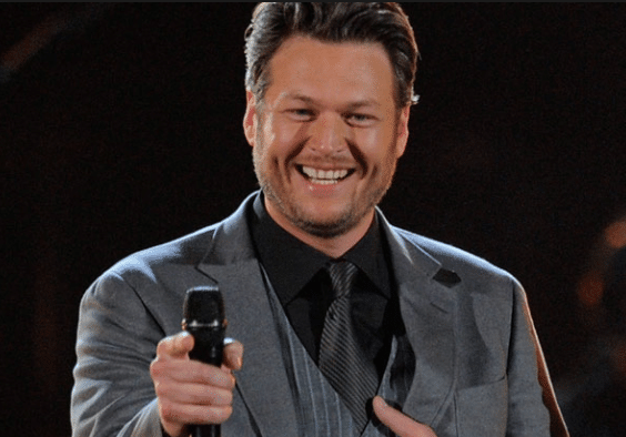 Blake Shelton would trade places with Adam Levine because he's married to a super model….