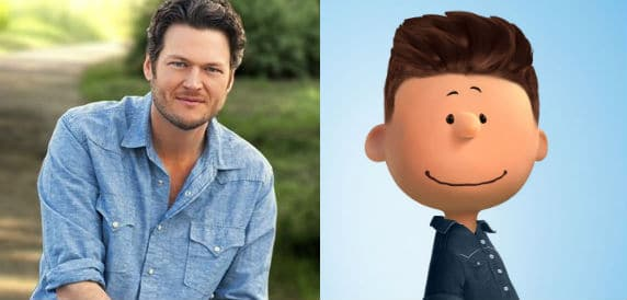 If Your Favorite Country Stars Were #Peanuts Characters…