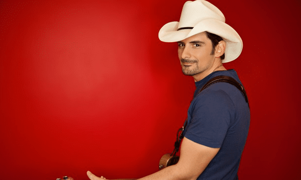 Brad Paisley Announces 2016 Winter Tour