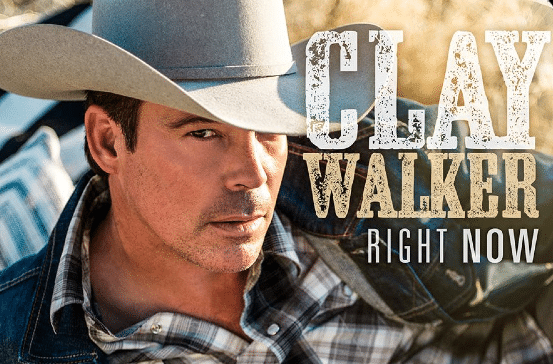 Fall for Clay Walker (Again) Right Now
