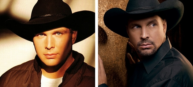 Garth Brooks Makes New Friends in High Places