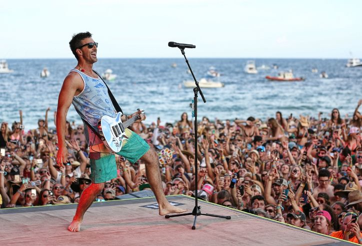 Jake Owen Lives the Salt Life with New Partnership