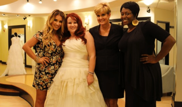 """Flashback Friday: Jessie James Decker's Appearance on """"Say Yes to the Dress"""" Will Touch Your Heart"""