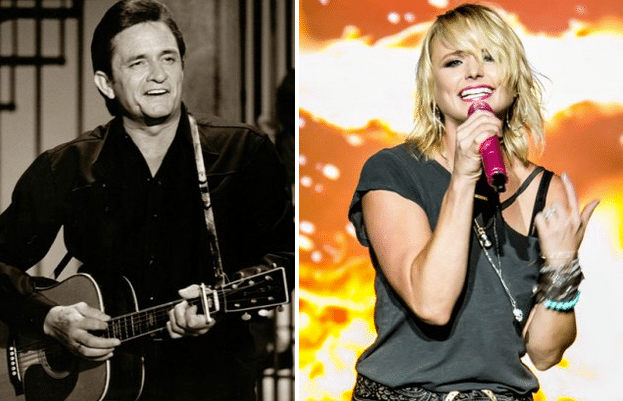 What Do Johnny Cash and Miranda Lambert Have In Common?