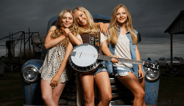 """Southern Halo Releases Debut Single """"Little White Dress"""" (Watch the Video!)"""