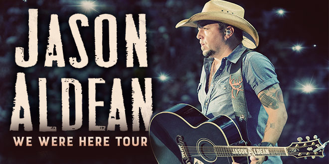 Jason Aldean Announces 2016 Tour