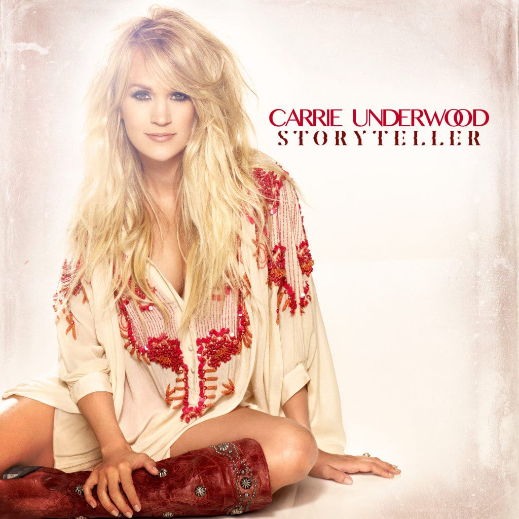 """Carrie Underwood is Ready for Decade Number Two with """"Storyteller"""""""