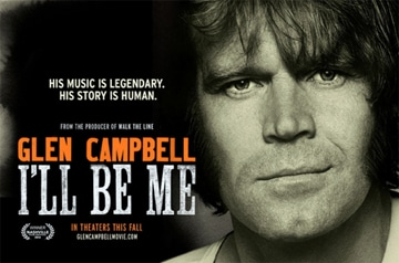 Country artists on Netflix – Glen Campbell: I'll Be Me