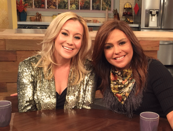 Kellie Pickler Brings Laughter to the Rachael Ray Set (Watch!)