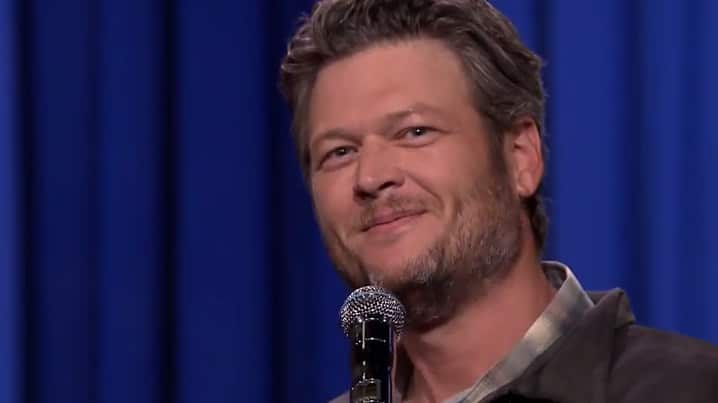 Surprise! Blake Shelton says 2015 has been his best year yet