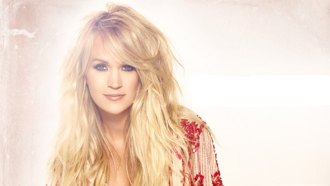Read more about the article Carrie Underwood Salutes the Military on Storyteller Tour