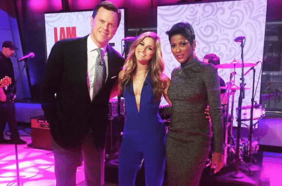 """Cassadee Pope Performs """"I Am Invincible"""" on Today Show (Watch!)"""
