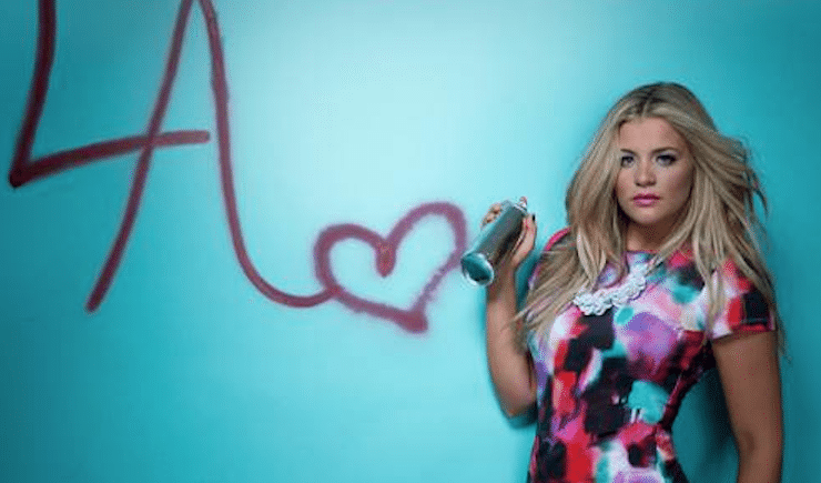 Read more about the article Lauren Alaina Releases History-Making Worthy EP
