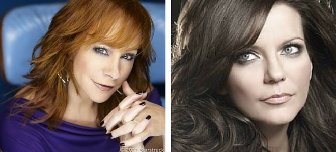 """Read more about the article Reba McEntire & Martina McBride Perform """"Does He Love You?"""" (Watch!)"""
