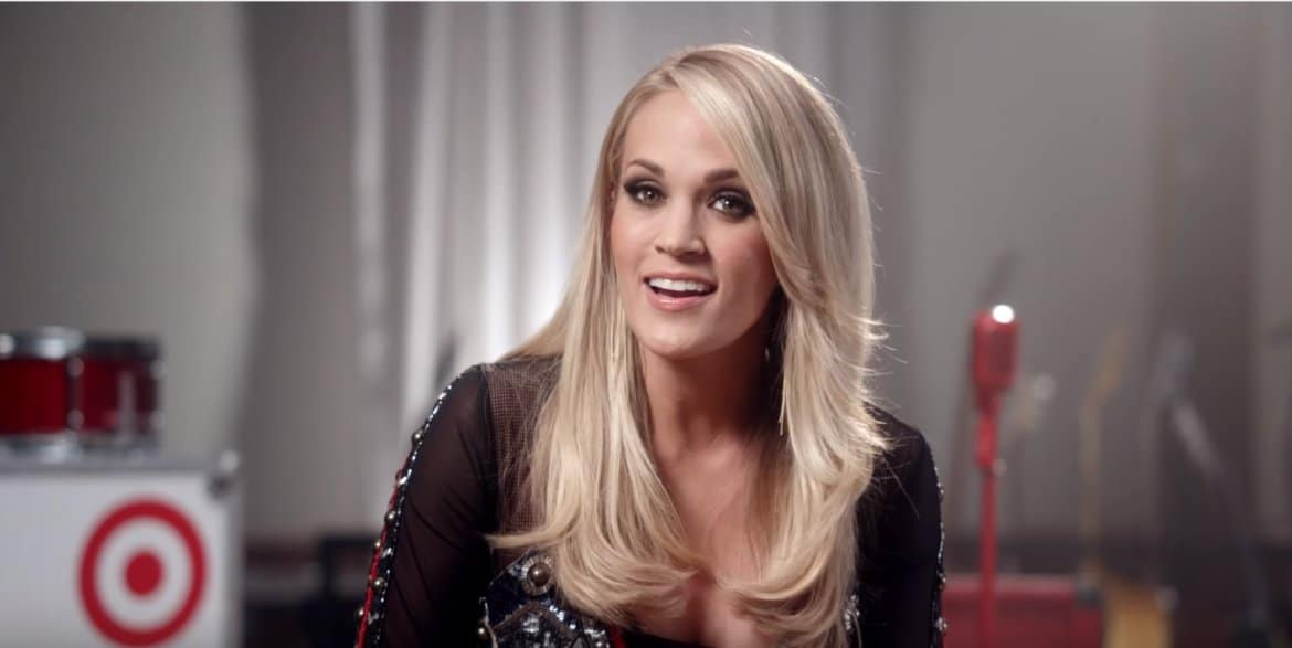 Carrie Underwood teases new Heartbeat music video