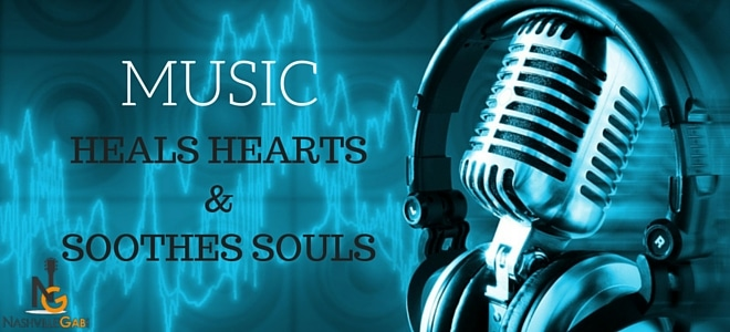 Read more about the article Music: It Heals Hearts and Soothes Souls