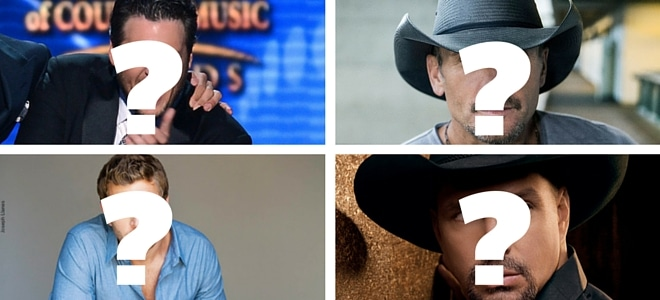 Which Male Country Stars Are the Sexiest?