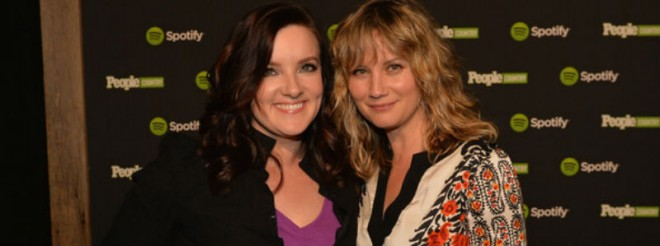 Jennifer Nettles and Brandy Clark Premiere New Music (Watch!)