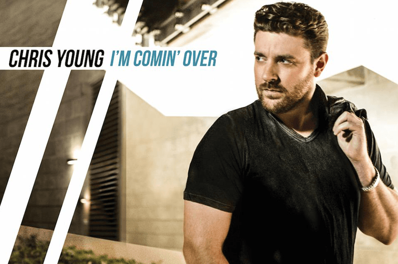 """Album Review: Chris Young """"I'm Comin' Over"""""""