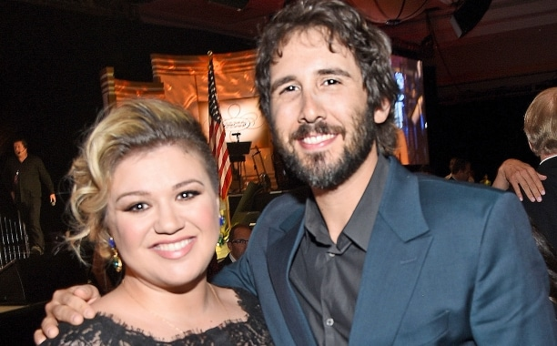 Kelly Clarkson + Josh Groban = Heaven