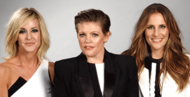 Read more about the article The Dixie Chicks Have A Message For Donald Trump