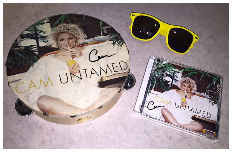 Read more about the article Win a fun Cam 'Untamed' pack