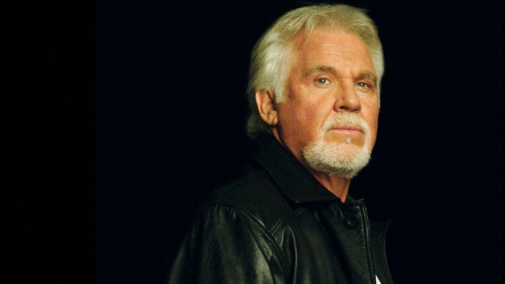 Kenny Rogers in black