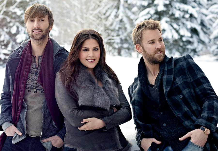 Gab Countdown to Christmas: Lady Antebellum