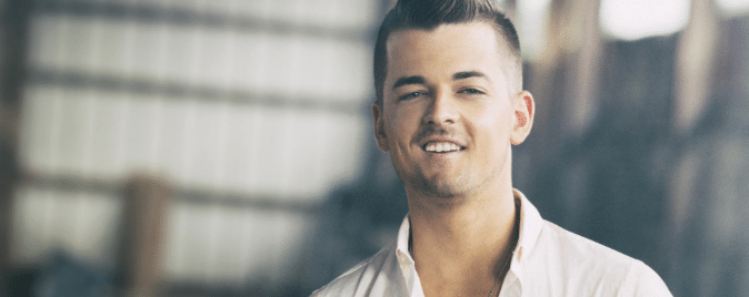 Chase Bryant is a Randy Houser fan