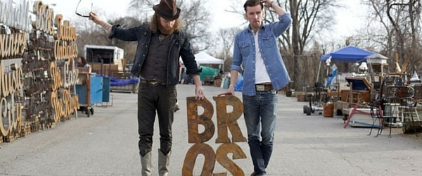 """Read more about the article The Brothers Osborne Announce Headlining """"Dirt Rich"""" Tour"""