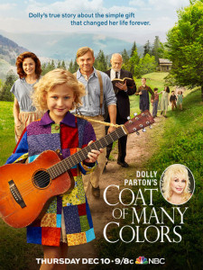 coat of many colors movie poster