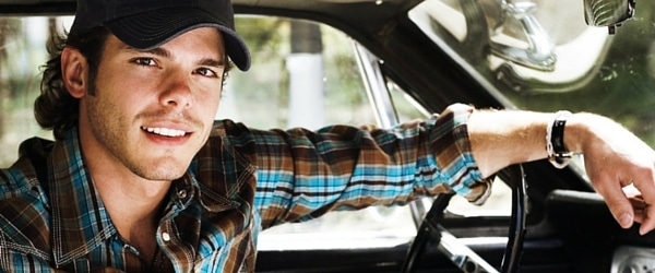 This is a first for Granger Smith!