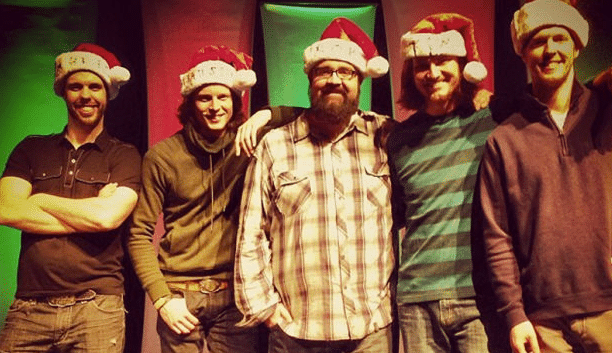 Gab's Countdown to Christmas: Home Free