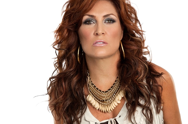You Can Take Jo Dee Messina Out of Boston, But You Can't Take Boston Out of Her