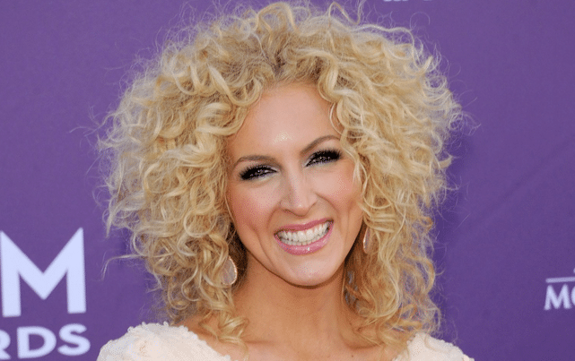 Little Big Town's Kimberly Schlapman Welcomes New Family Member!