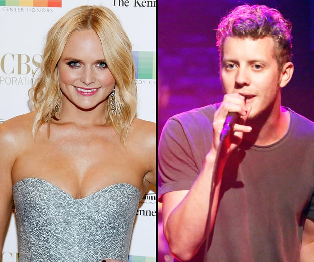 Miranda Lambert and rumored boyfriend Anderson East featured on new album