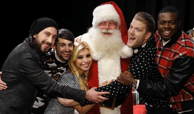 Read more about the article Gab's Countdown to Christmas: Pentatonix