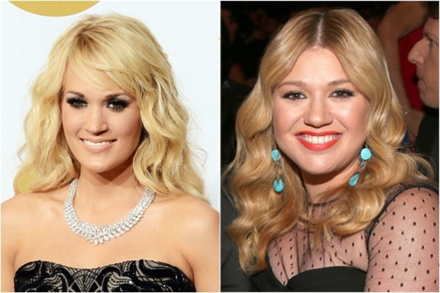 Carrie Underwood Eyes Another Idol for A Finale Duet…Kelly Clarkson