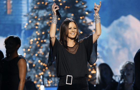 Gab Countdown to Christmas: Sara Evans
