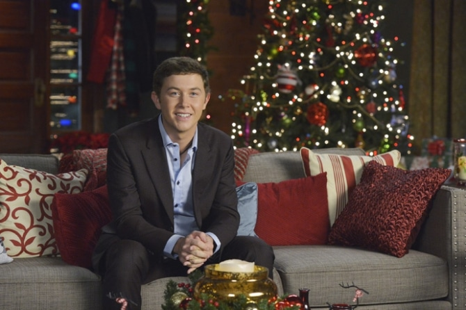 Gab's Countdown to Christmas: Scotty McCreery