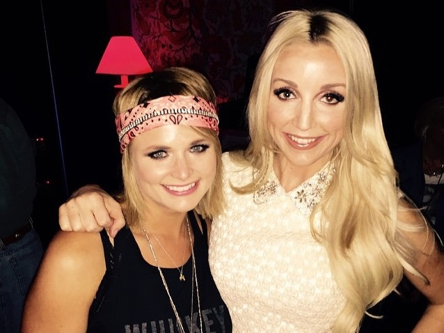 Read more about the article Ashley Monroe calls Miranda Lambert her soul sister in sweet Facebook post