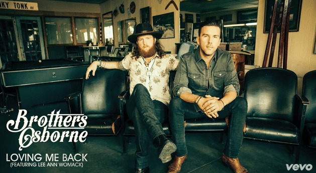 The combo of Brothers Osborne and Lee Ann Womack's voices together is ear bliss.