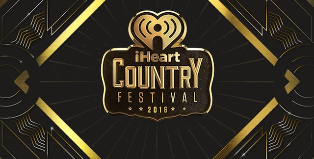 WeHeart the iHeartCountry Festival Lineup!