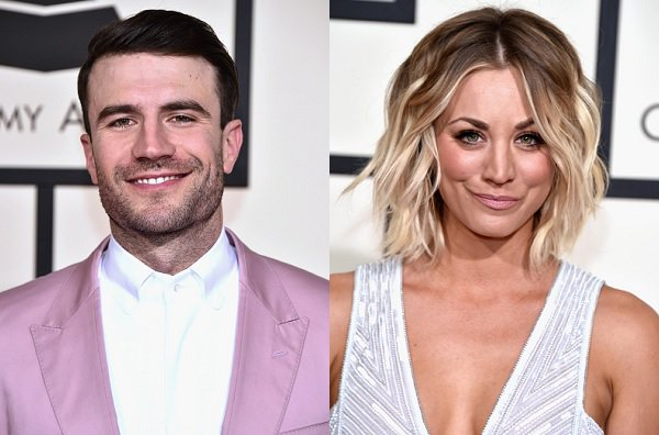 Sam Hunt Took His Time with Kaley Cuoco After the Grammys