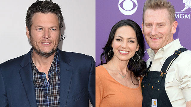 Blake Shelton Hopes to Lose at The Grammy's