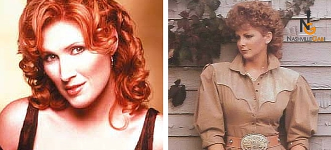 """#FBF Jo Dee Messina Sings Reba McEntire's """"Whoever's In New England"""" on a 1989 Demo (Listen!)"""
