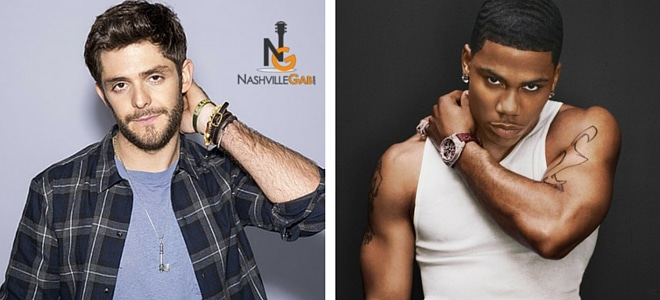 """Read more about the article Nelly Covers Thomas Rhett's """"Die a Happy Man"""""""